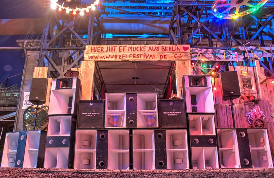 Erste Festival Bookings für 2017 confirmed...