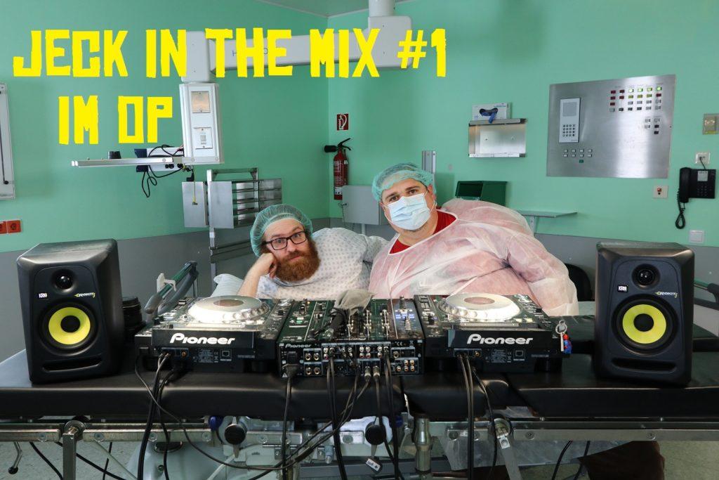"""Neue Video Reihe gestartet... """"Jeck in the Mix"""""""